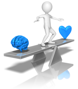 Caregiver transitions - balancing mind and heart