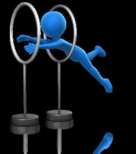 Caregiver Sacrifice - jumping through hoops