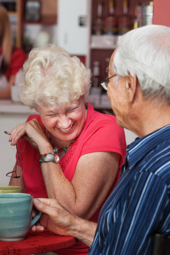 Growing Old Together – Romantic or Scary?